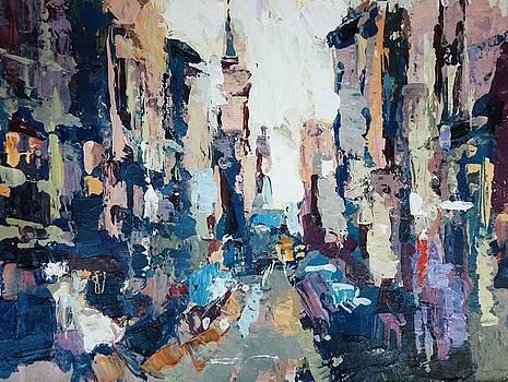 Ciudad viejo by Nelya Pinchuk