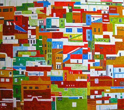 Civic Harmony by Enrique Ojembarrena