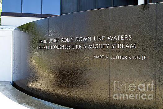 Civil Rights Memorial by Steven Frame