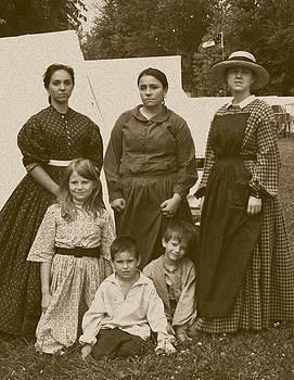 David Dunham - Civil War A Family Affair