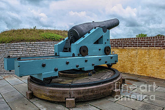 Dale Powell - Civil War Cannon