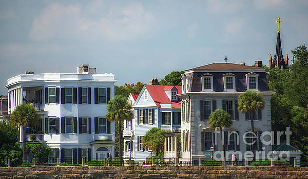 Dale Powell - Civil War Era Battery Homes in Charleston