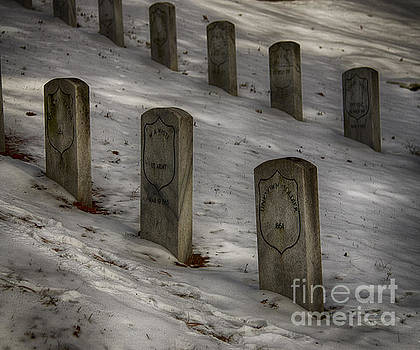 Civil War Stones by JRP Photography