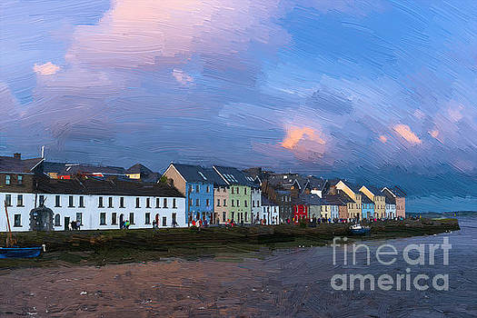 Claddagh Quay by Andrew Michael