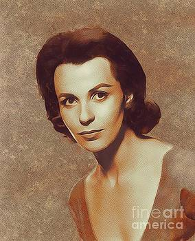 Mary Bassett - Claire Bloom, Movie Legend