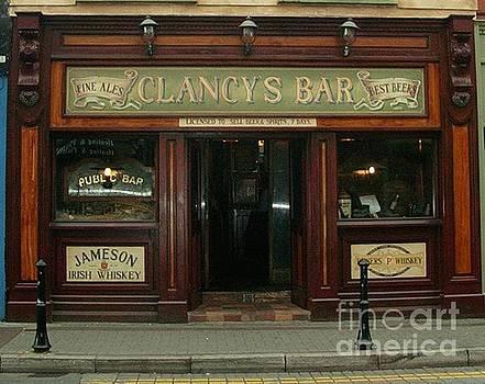 Val Byrne - Clancys Bar, Bray