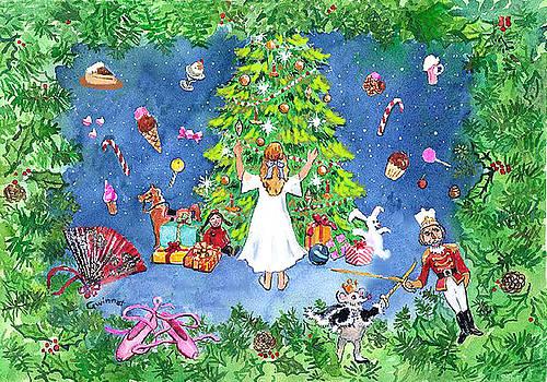 Kathleen  Gwinnett - Clara and the Nutcracker Tree
