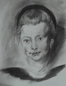 Clara by Covaliov Victor