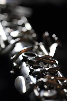 Angela Murdock - Clarinet Close Up