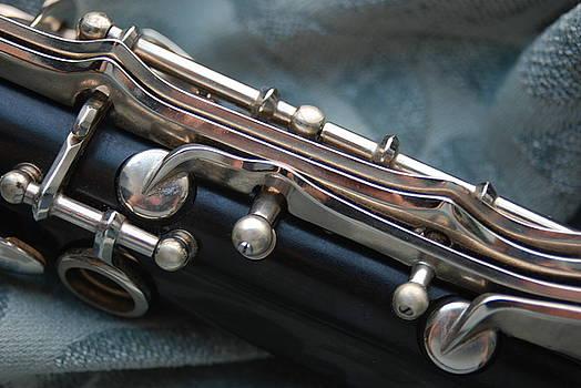 Clarinet by Kim Blumenstein