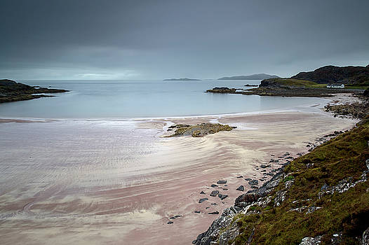 Clashnessie Bay by Derek Beattie