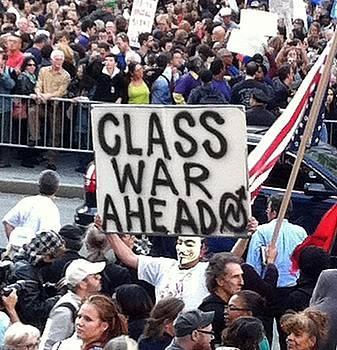 Class War by Maria Scarfone