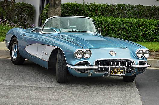 Classic 58 Corvette by Bill Dutting