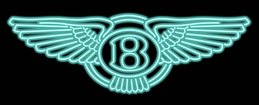 Ricky Barnard - Classic Bentley Neon Sign