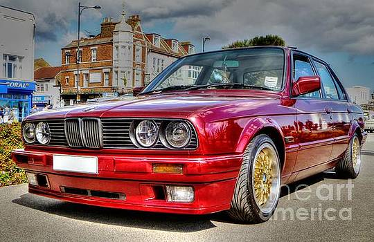 Classic BMW Beauty by Vicki Spindler