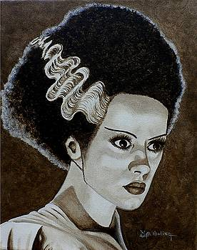 Classic Bride of Frankenstein by Al  Molina