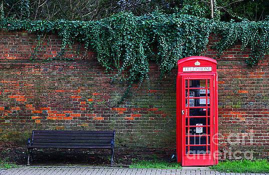 James Brunker - Classic British Red Telephone Box