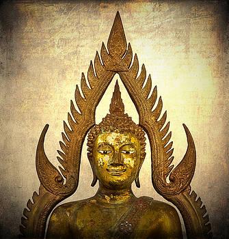 Classic Buddha  by Prasert Chiangsakul