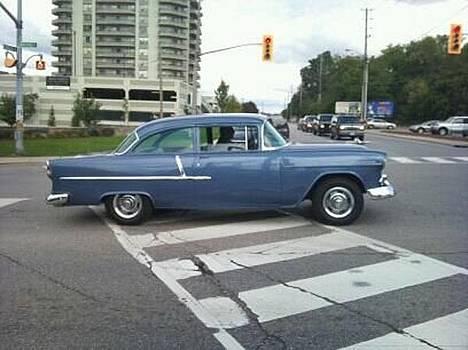 Classic Car by Darryl Redfern