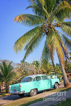 Delphimages Photo Creations - Classic car in Playa Larga