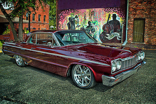 Classic Car by Kirk Sewell