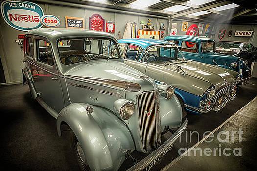 Classic Car Memorabilia by Adrian Evans