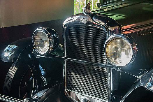 Classic Car Museum, Asheville, NC by Richard Goldman
