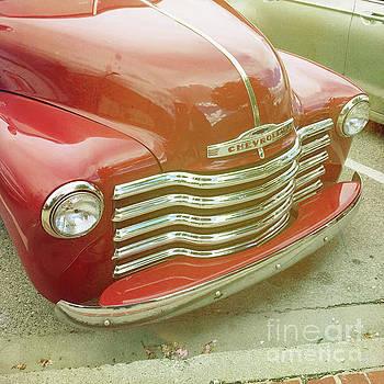 Classic Chevrolet Truck by Beth Erickson