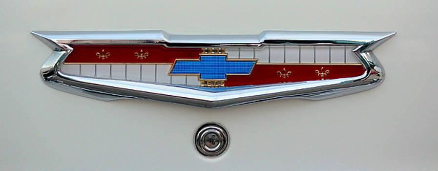 Rosanne Jordan - Classic Chevy Emblem