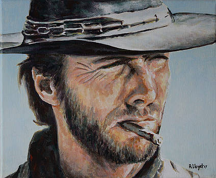 Classic Clint Tribute by Andy Lloyd