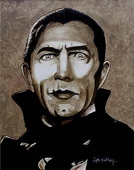 Classic Dracula by Al  Molina