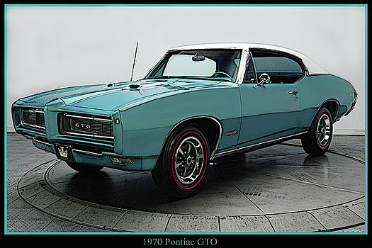 Classic GTO by Frank Johnson