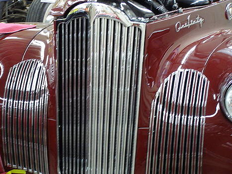 Classic Grille by Alan Johnson