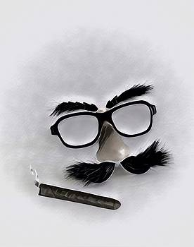 Classic Groucho by Mark Fuller