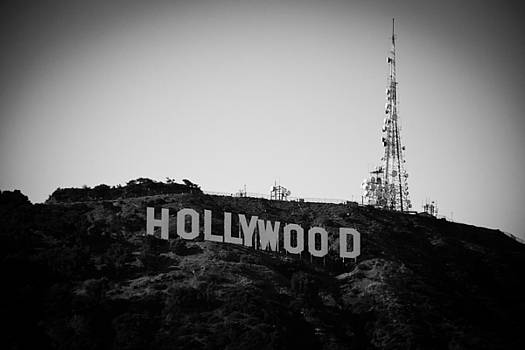 Classic Hollywood Sign by Heidi Reyher