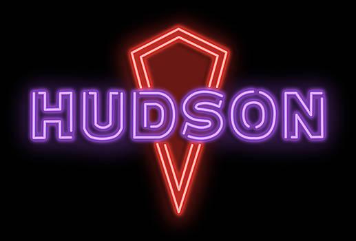 Ricky Barnard - Classic Hudson Neon Sign