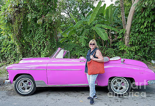 Classic In Pink by Jim Chamberlain