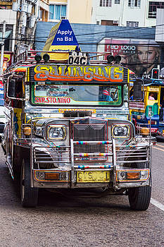 James BO Insogna - Classic Jeepney