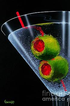 Classic Martini by Michael Godard