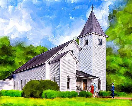 Mark Tisdale - Classic Methodist Church - Oglethorpe Georgia