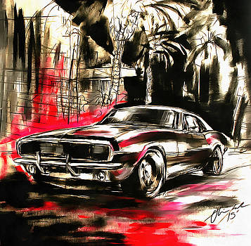 Classic Muscle 1 by Oliver Cook