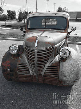 Classic Rust  by Steven Digman