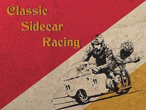 Classic Sidecar Racing by Gabi Siebenhuehner