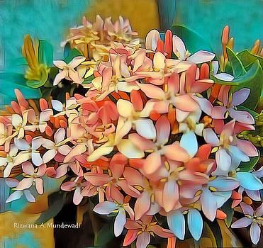 Rizwana Mundewadi - Classic Soft Blooms