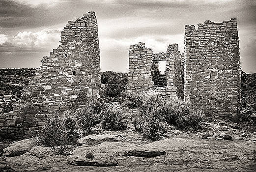 Classic Stonework Hovenweep National Monument. by John Brink