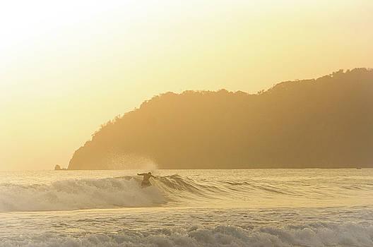 Classic Surfer by Paki O'Meara