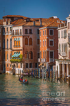 Classic Venice by Jeffrey Worthington