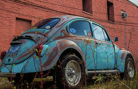 Patti Colston - Classic Volkswagon Bug