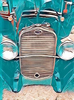 Classy Car by Patricia Rex