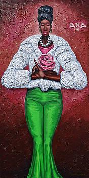 Classy Lady Aka by The Art of DionJa'Y
